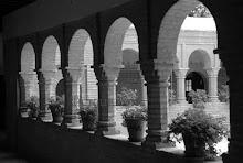 Claustro del Monasterio de La Rábida