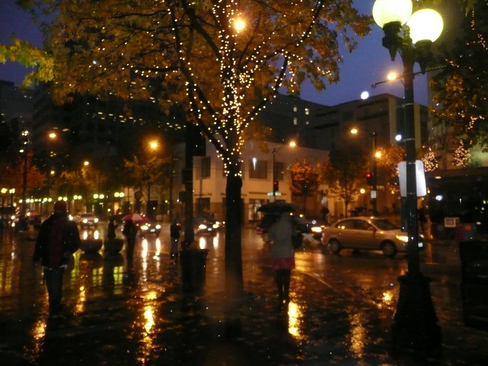 Travel Girl Seattle Washington