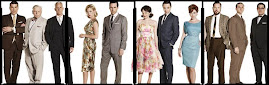 Favorite TV Show-Mad Men