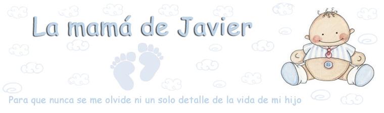 La mamá de Javier