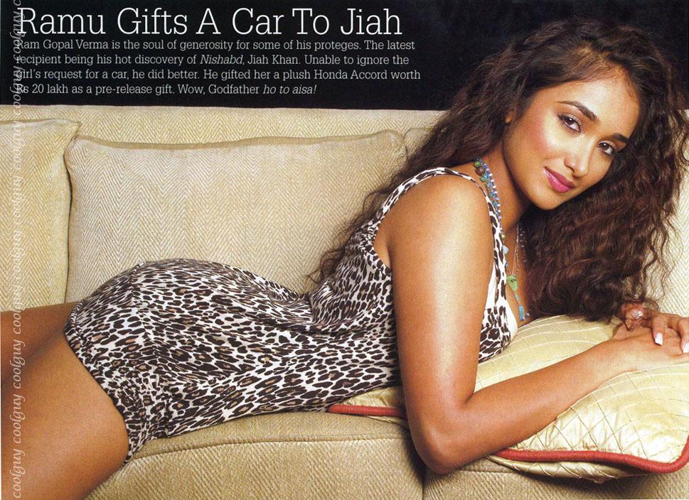 , Jiah Khan Hot Wallpaper