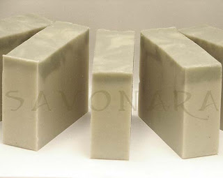 handmade tea tree soap from Savonara