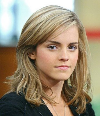 Cute, yes? Or Emma Watson.
