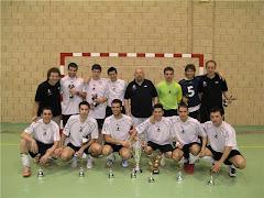 Campeones Copa Navarra 09