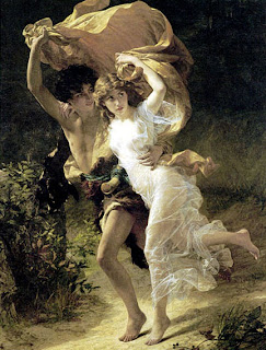 Pierre-Auguste Cot, The Storm, Antonio Corsi