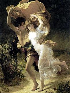 Pierre-Auguste Cot, The Storm, Antonio Corsi