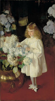 Portrait of Helen Sears by John Singer Sargent