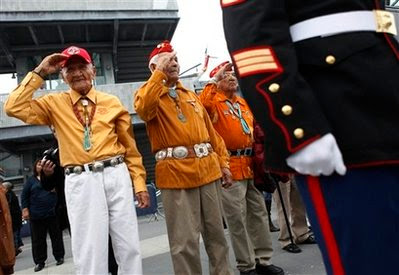 Navajo Code Talkers Veterans Day