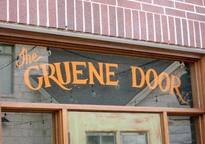 Gruene Door
