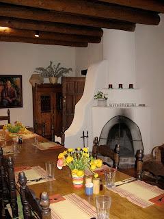 SAR Resident Scholars Dining Room