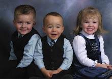 Asher, Dillon, Eden