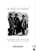 """Libro """"La Vida y La Libertad"""""""