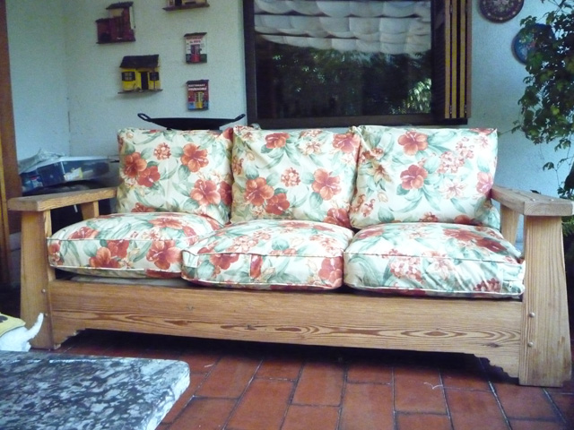 Como hacer cojines para muebles imagui - Fundas para muebles ...