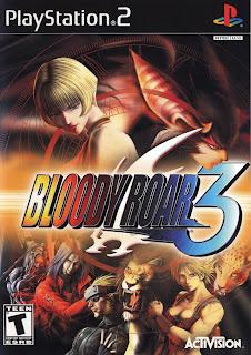 Download - Bloody Roar 3 | PS2