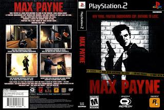 Download - Max Payne (Dublado Português) | PS2