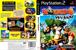 Download - Worms 4: Mayhem | PS2