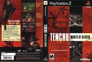 Download - Tenchu: Wrath of Heaven | PS2