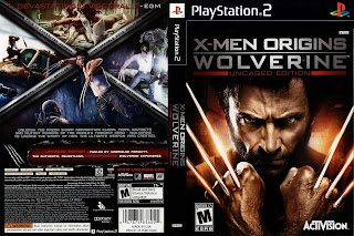 Download - X-Men Origins: Wolverine | PS2