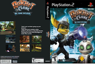 Download - Ratchet & Clank: Up Your Arsenal | PS2