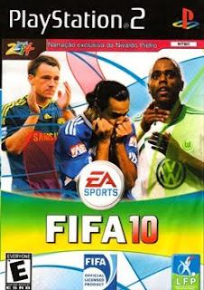 FIFA 2010 (Português) | PS2