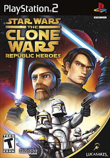 Download - Star Wars The Clone Wars: Republic Heroes | PS2