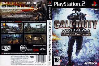 Download - Call of Duty: World at War Final Fronts | PS2