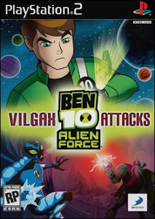 Download - Ben 10 Alien Force Vilgax Attacks | PS2