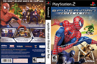 Download - Spider-Man: Friend or Foe | PS2