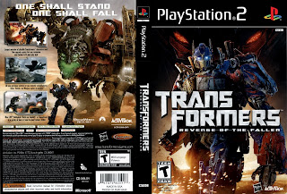 Download - Transformers: Revenge of The Fallen | PS2