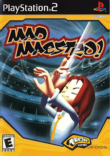 Download - Mad Maestro! | PS2