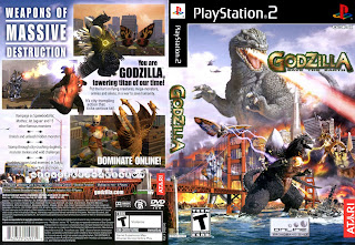 Download - Godzilla: Save the Earth | PS2