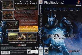 Download - Mortal Kombat: Deception Premium Pack   PS2