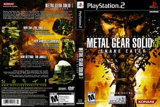 Download - Metal Gear Solid 3: Snake Eater | PS2