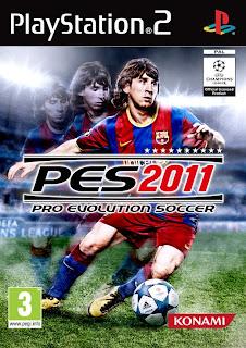 Download - Pro Evolution Soccer 2011 (PT-BR / Narração Silvio Luiz) | PS2