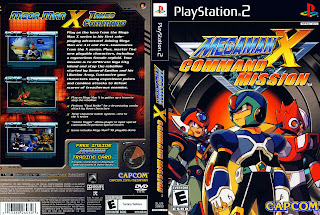 Download - Mega Man X: Command Mission | PS2