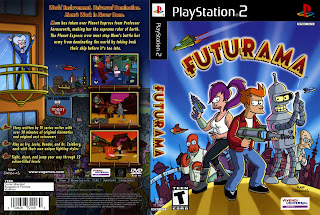 Download - Futurama | PS2