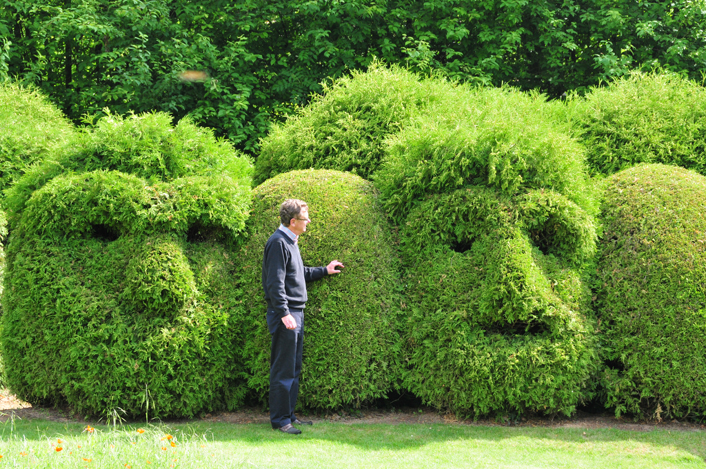 Paradis express le jardin de s ricourt for Jardin extraordinaire