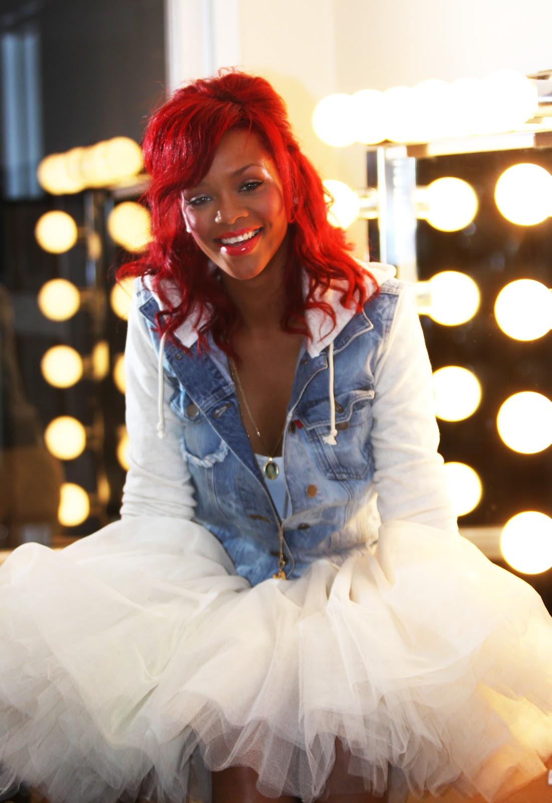 Rihanna 2011 Photoshoot