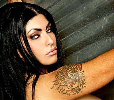 La ex Knockout! de TNA Shelly Martínez, más conocida como Salinas en TNA y ...