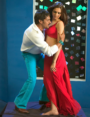 Kantri mogudu movie hot wallpapers - Deepika padukone, Upendra