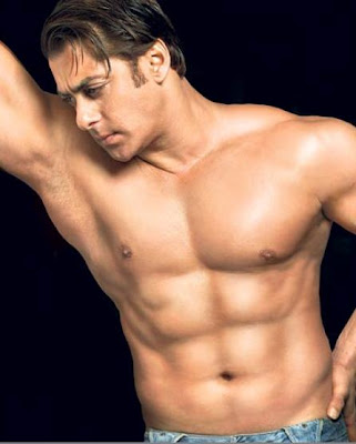 Salman khan without shirt