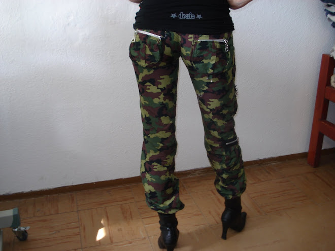 pantalon camuflado /tras)