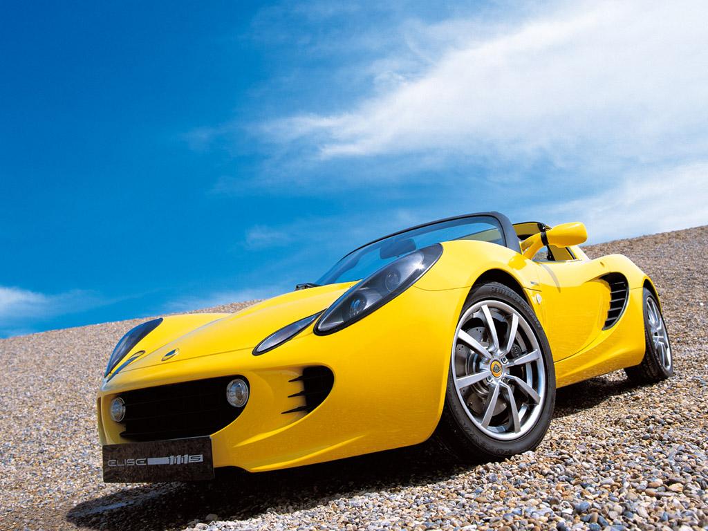 Home Lotus Cars Elise Used