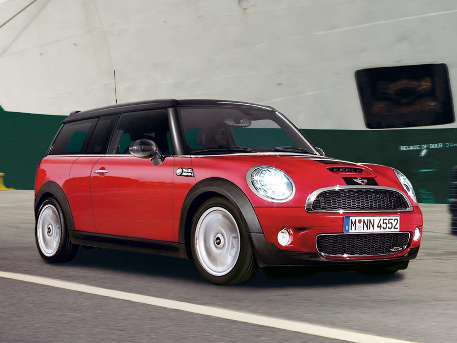 Used New COOPER MINI Clubman Cars Models John Cooper Works Cars Parts ...