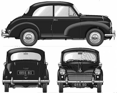 Morris Minor today Parts 1 ~ Morris Minor Classic Cars
