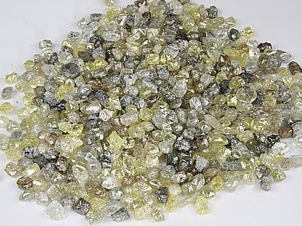 LADI CHIC: D... Unpolished Diamond