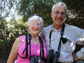 12.10.10 Ann & Roger Bird from Canada...that is their last name!