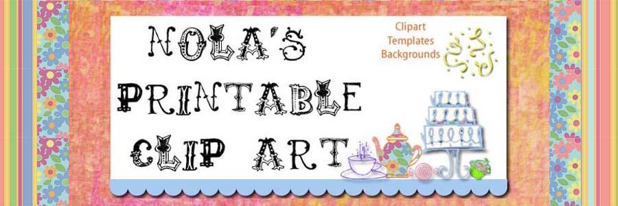 Nolas Printable ClipArt