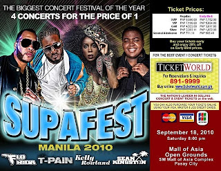 Supafest Poster