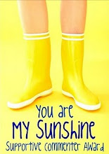You are my Sunshine- Supportive Commenter Award